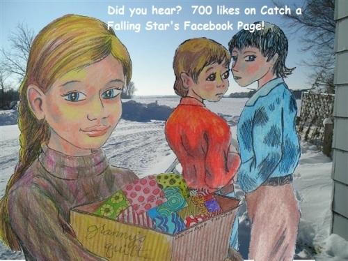 700 Likes on Facebook!