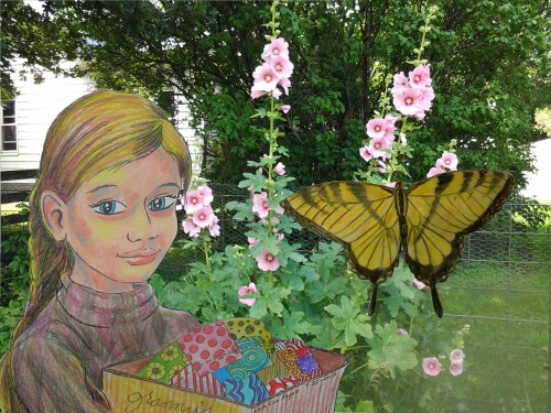 Valerie n Butterfly