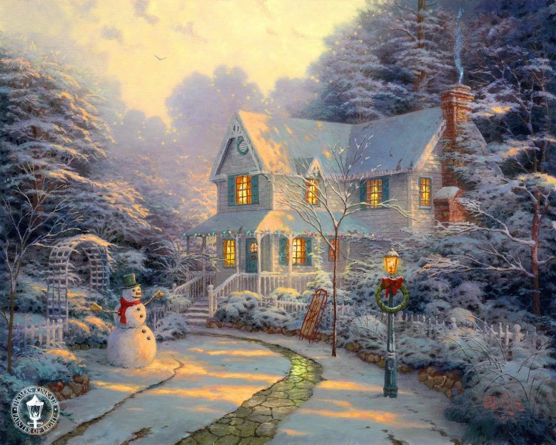 thomas-kinkade-signed-and-numbered-limited-edition-print-and-hand-embellished-canvas-the-night-before-christmas-1