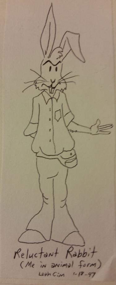 Mr. R Rabbit