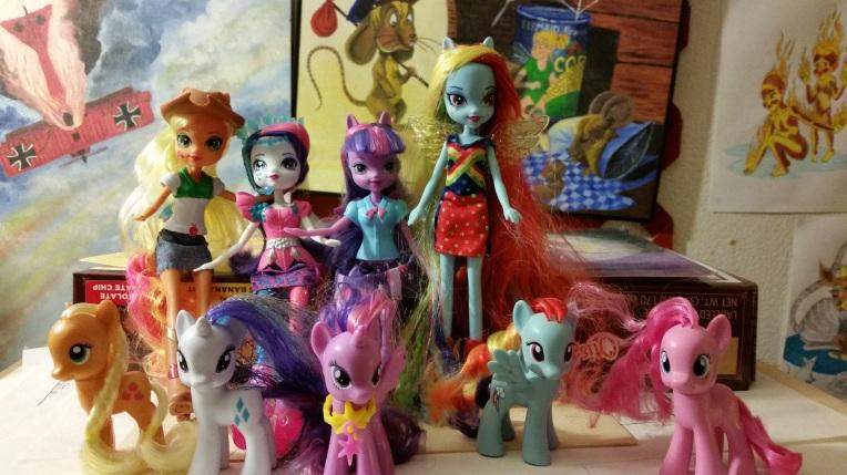 Ponie girls