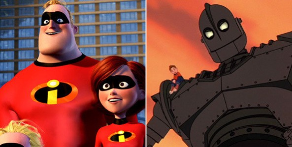 Brad Bird's body of directorial work is, in my humble opinion, the equal of some of the greatest cinematic artists of all time.