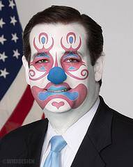 I bet you didn't know that Ted Cruz went to Ringling Bros. Clown College for two years.