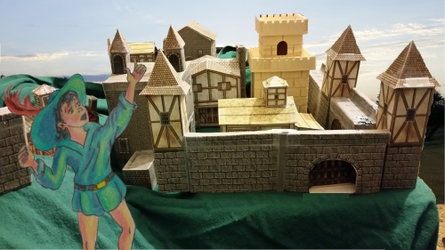 Castle Cardboard 2