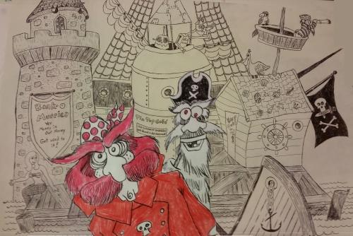 Pirates nesaaat