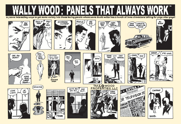 wally-wood-panels-Poster-PR