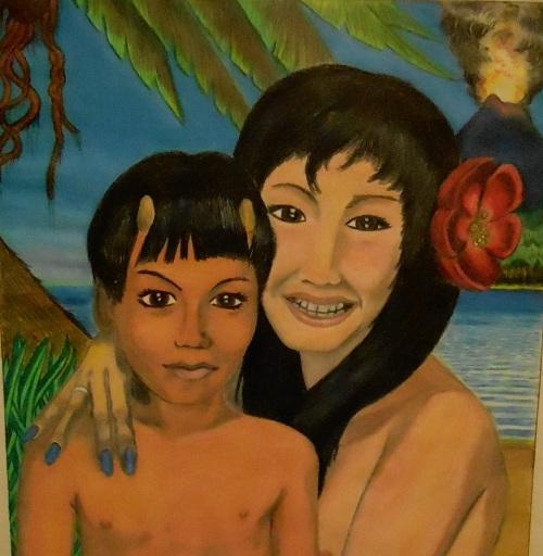 Island Girl2z