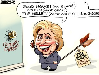 hillary-clinton-and-fbi-cartoon-sack