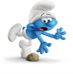 Clumsy_Smurf_2017Movie