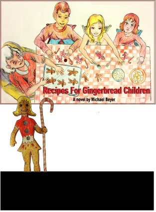 Gingerbread Children 22