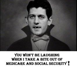 Paul Ryan Vampire