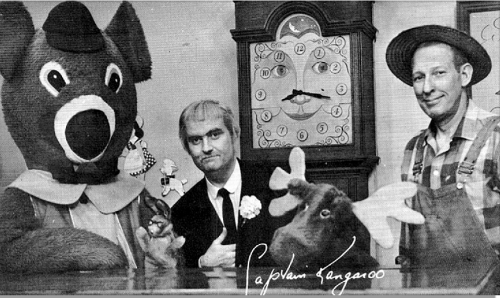 CaptainKangaroo