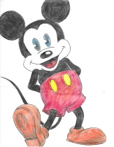 Mickey walk