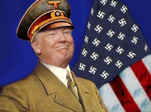 insane-donald-nazi-trump