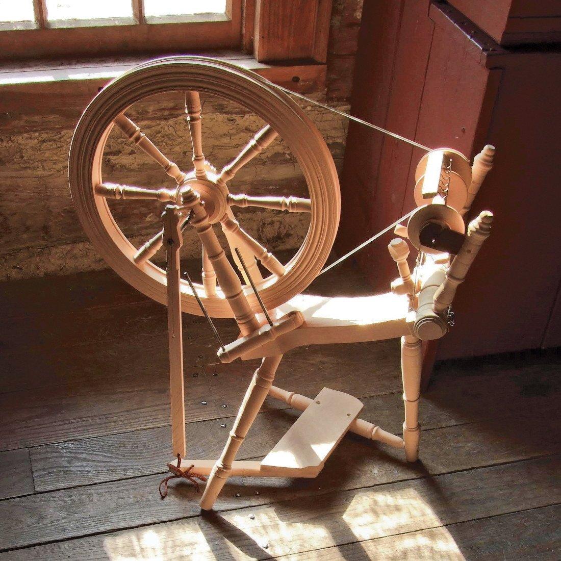Revolving Wheel
