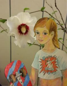 Flower val