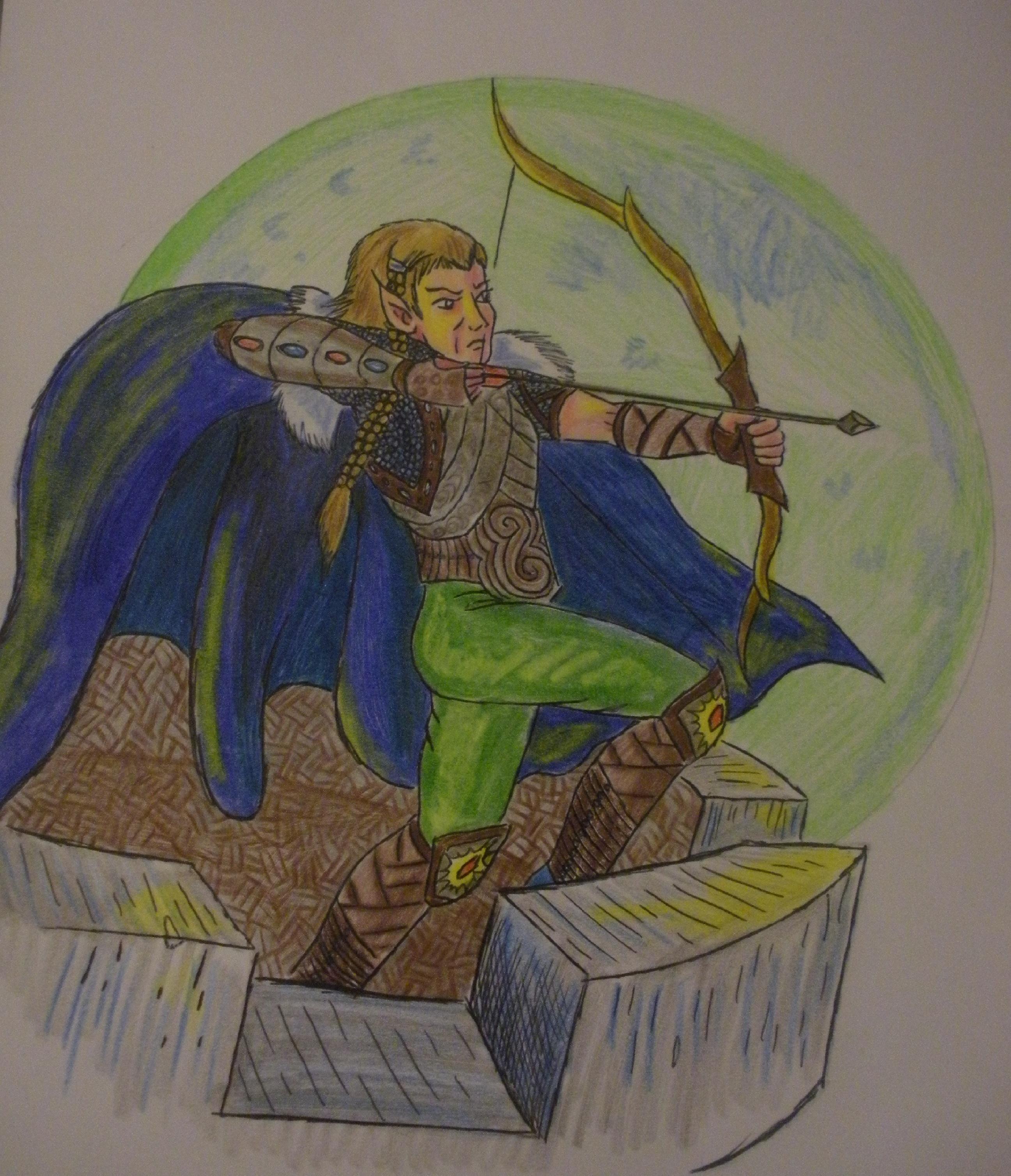 Elf Art